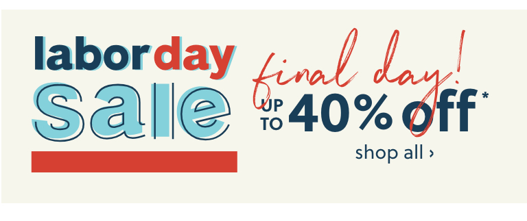 Friends and family sale   Up to 30% off