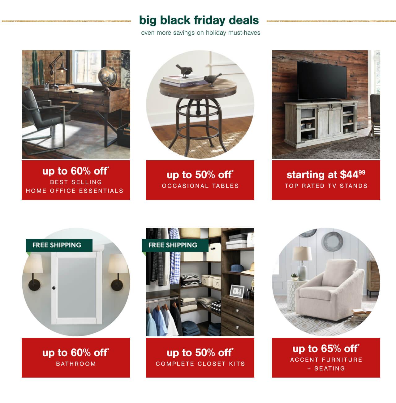 Big Black Friday Deals