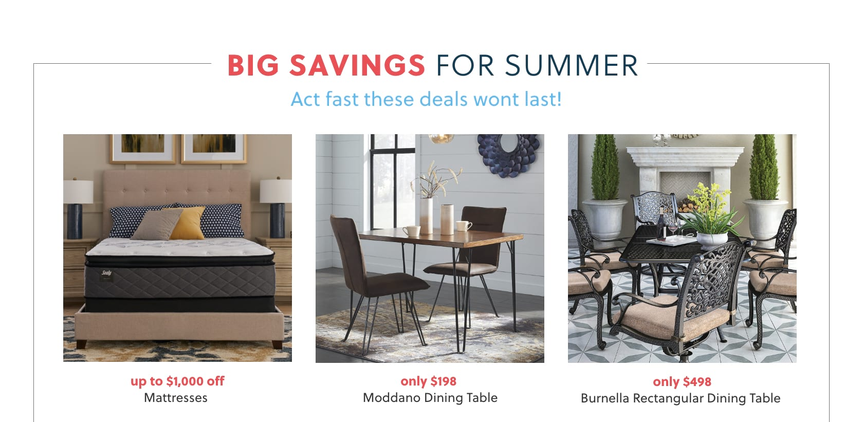 Ashley Furniture HomeStore | Home Furniture & Decor