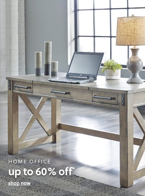 Home Office Desks up to 30% Off