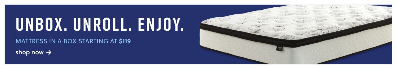 Save up to 50%* ON mattress-in-a-box-elite