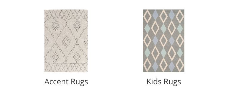 Accent Rugs, Kids Rugs