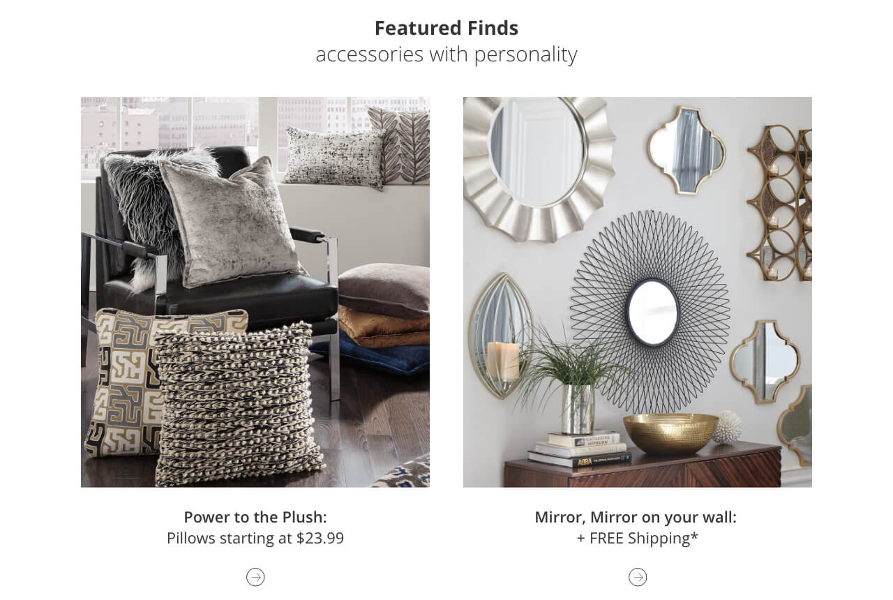 Shop Home Decor By Category Featured Trends