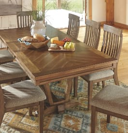 Dining Table Kitchen Kitchen dining room furniture ashley furniture homestore dining tables dining chairs dining sets workwithnaturefo