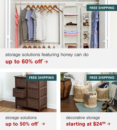 Storage Deals