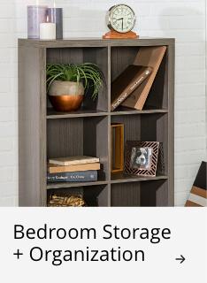 Bedroom Storage & Organization