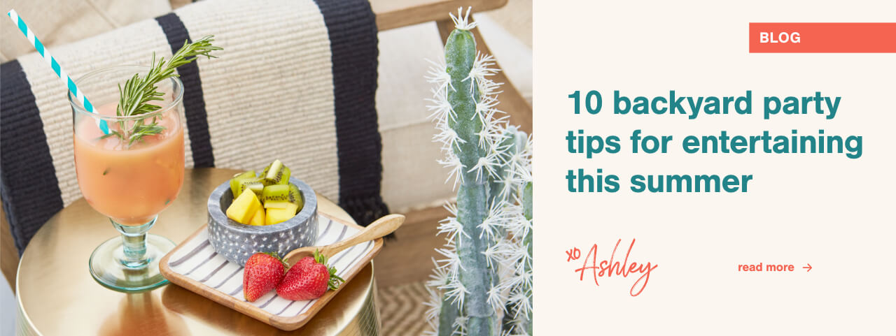 10 Backyard Party Tips for Entertaining This Summer