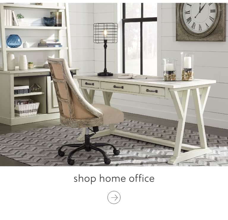 Ashleys Furniture Home Store: Modern Farmhouse Furniture