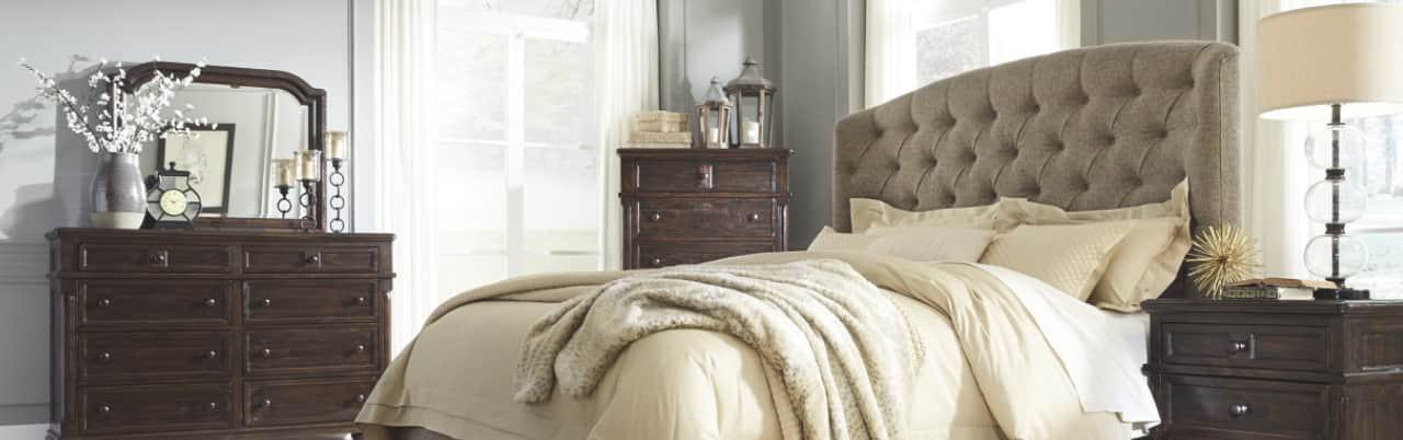 gray bedroom furniture. Shop Bedroom Furniture  Ashley HomeStore