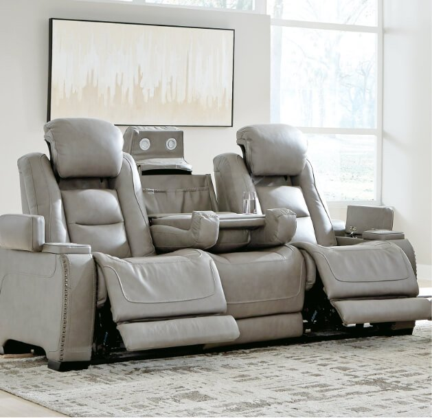 Triple Power Reclining Furniture