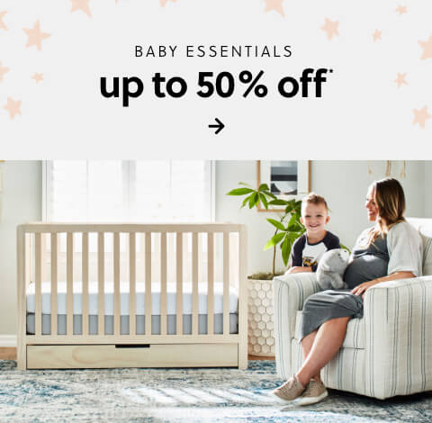 Nursery Finishing Touches Up to 50% off