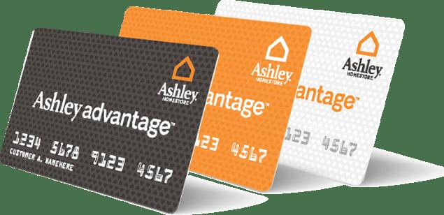 Ashley Advantage Finance Cards