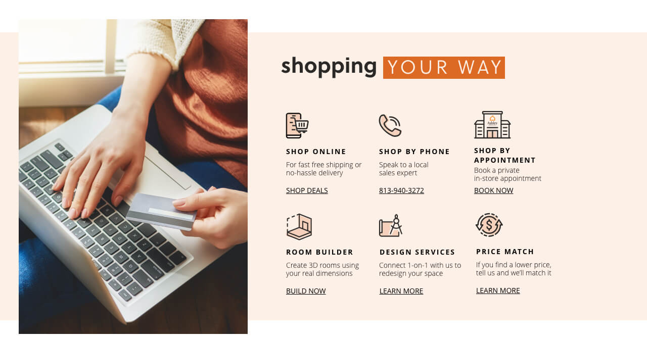 Shopping Your Way