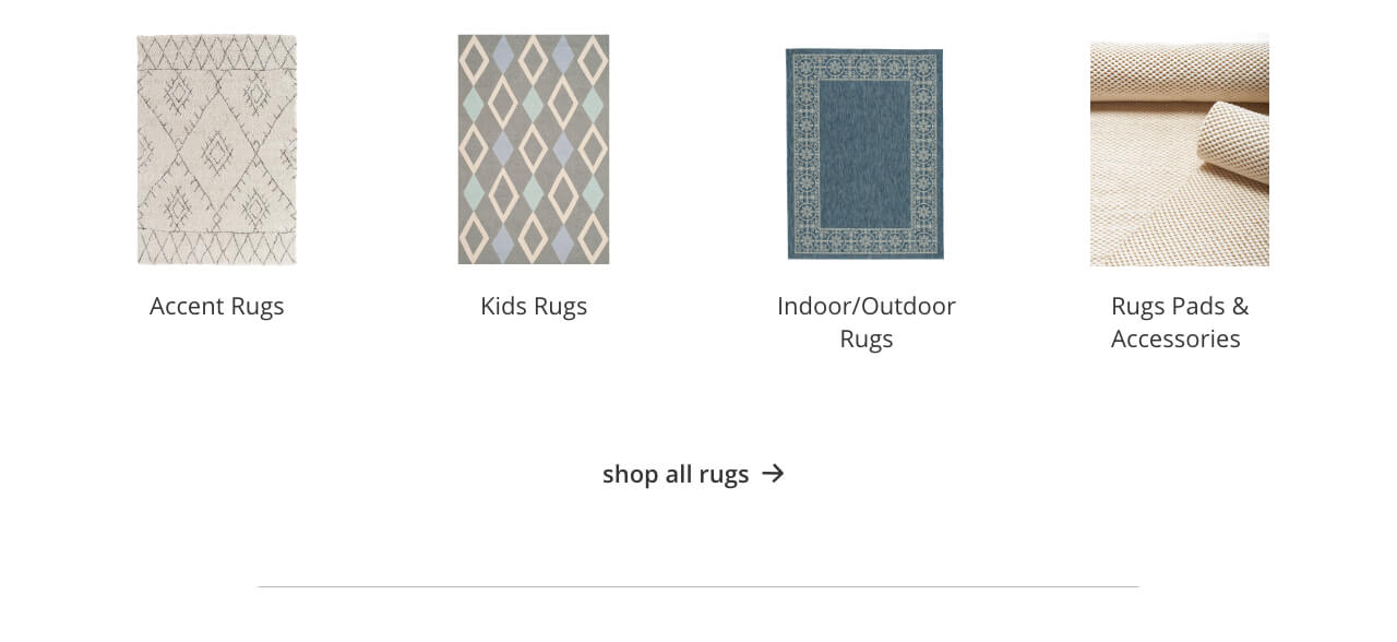 Accent Rugs, Kids Rugs Indoor/Outdoor Rugs, Rugs Pads and Accessories