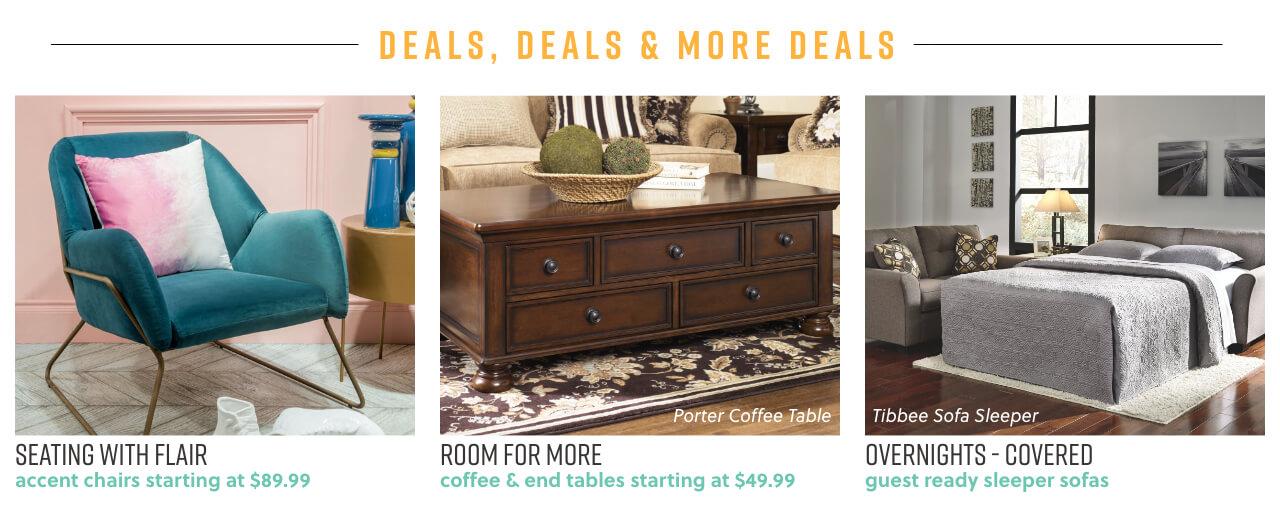 Amazing Deals On Furniture Decor Lighting And More Ashley Interior Design Ideas Clesiryabchikinfo
