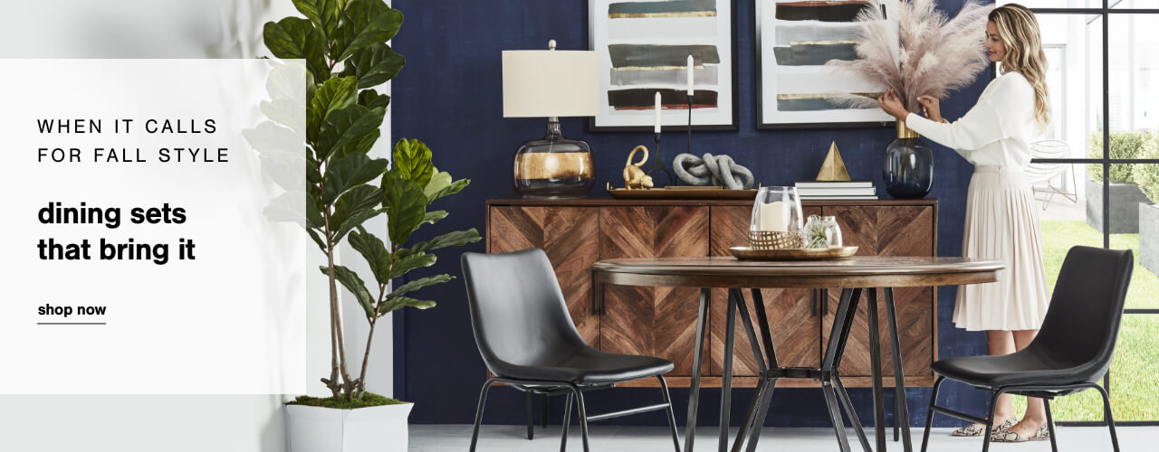 Fall Dining Sets