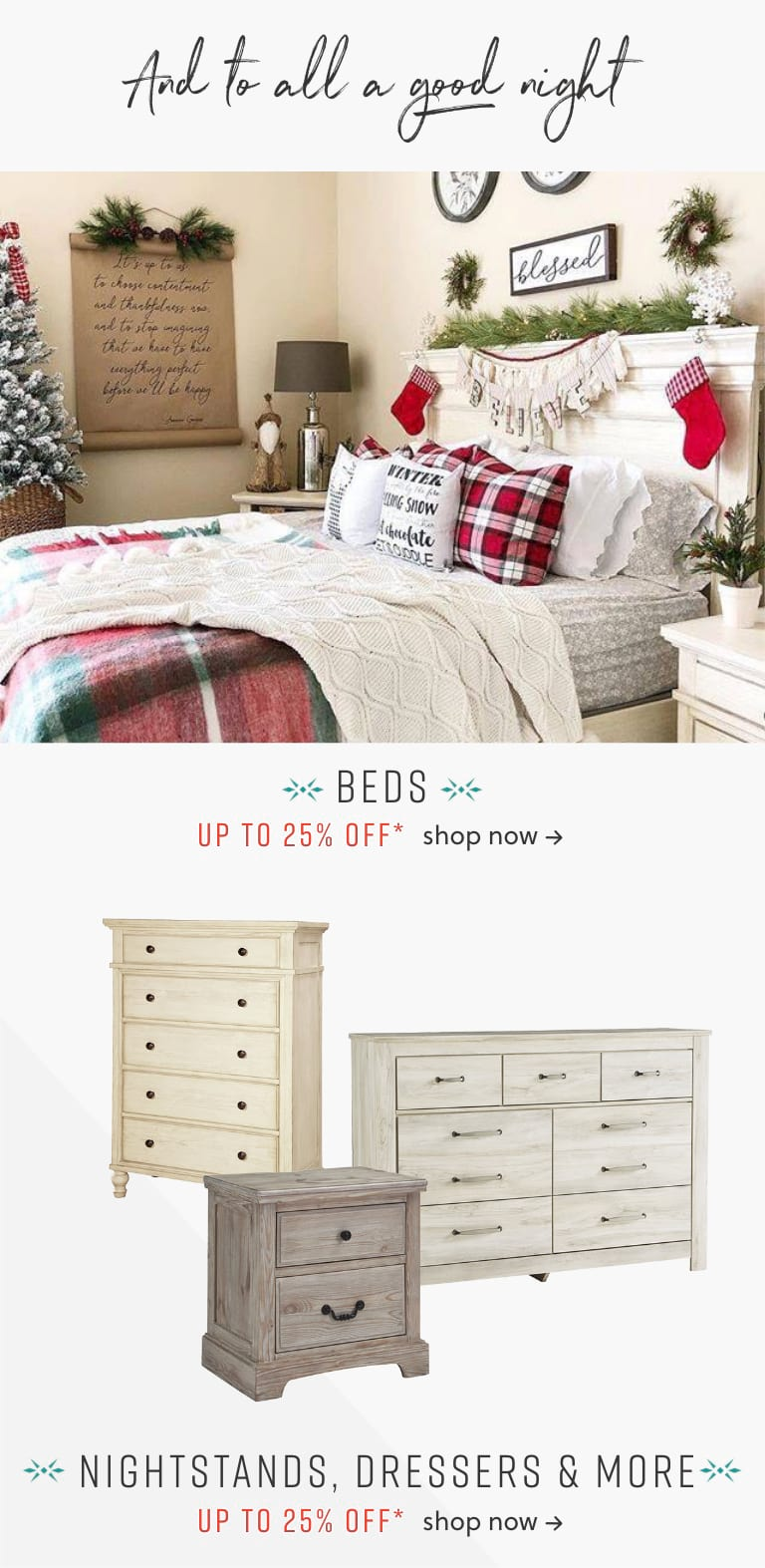 Beds, Nightstands, Dressers, Bedroom Furniture