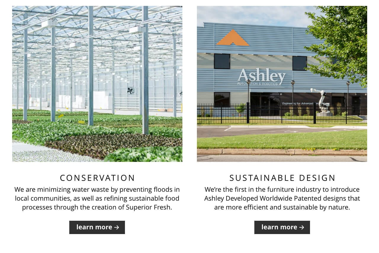 Conservation, Sustainable Design