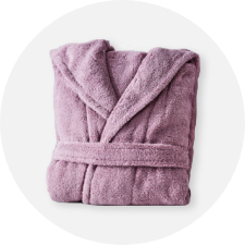 Bathrobes & Towel Wraps