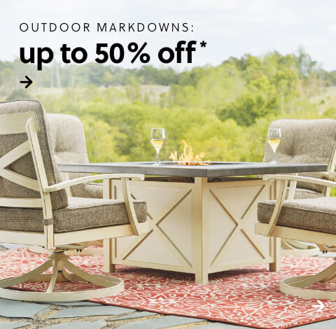 Outdoor Markdowns: Up to 50% Off