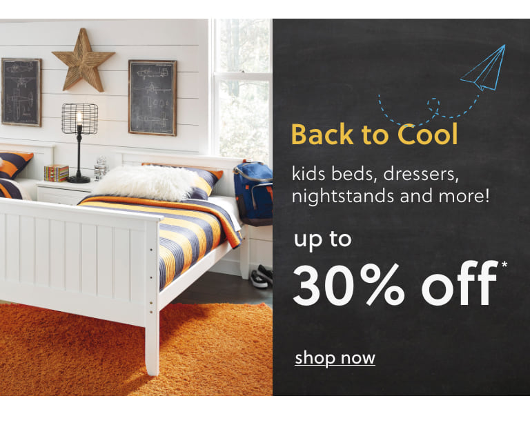 Kids Beds, Dressers, Nightstands and more