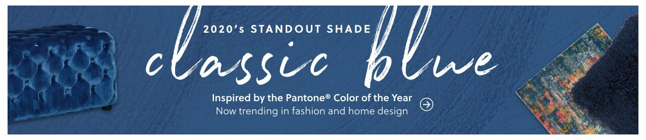 Shop 2020's color of the year: Blue