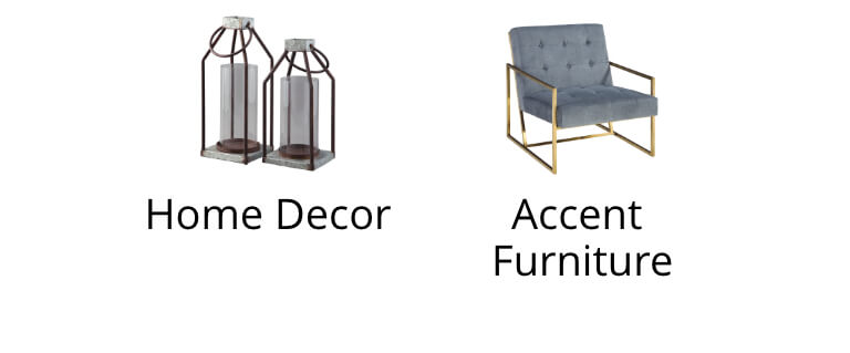 Home Decor, Accent Furniture