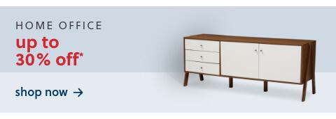 Home Office Storage Essentials up to 30% Off*