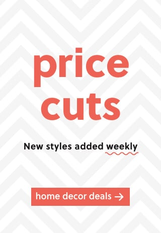 Price Drops Home Decor