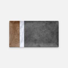 Tarhong Carrara and Stone Plank Platter