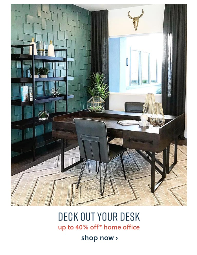 Home Office up to 35% off*