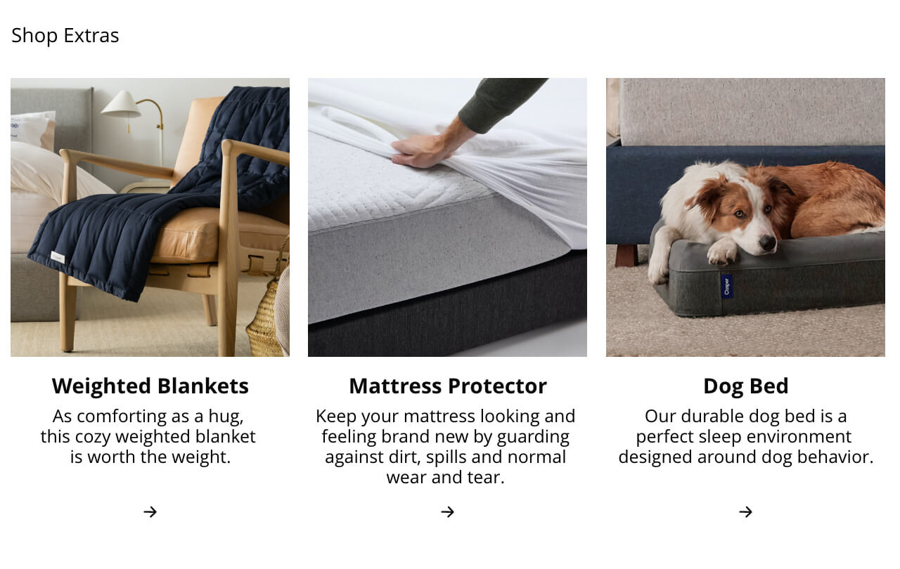 Weighted Blankets, Mattress Protector