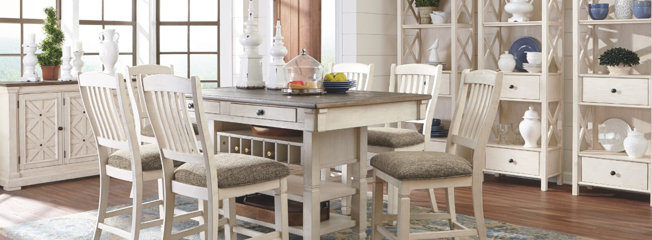 Dining Table Kitchen Kitchen dining room furniture ashley furniture homestore shop dining room workwithnaturefo