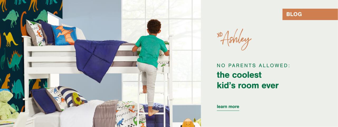 No Parents Allowed: The Coolest Kids Rooms EverNo Parents Allowed: The Coolest Kids Rooms Ever
