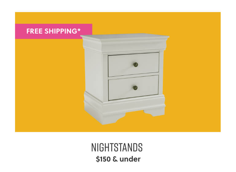 Nightstands Free Shipping