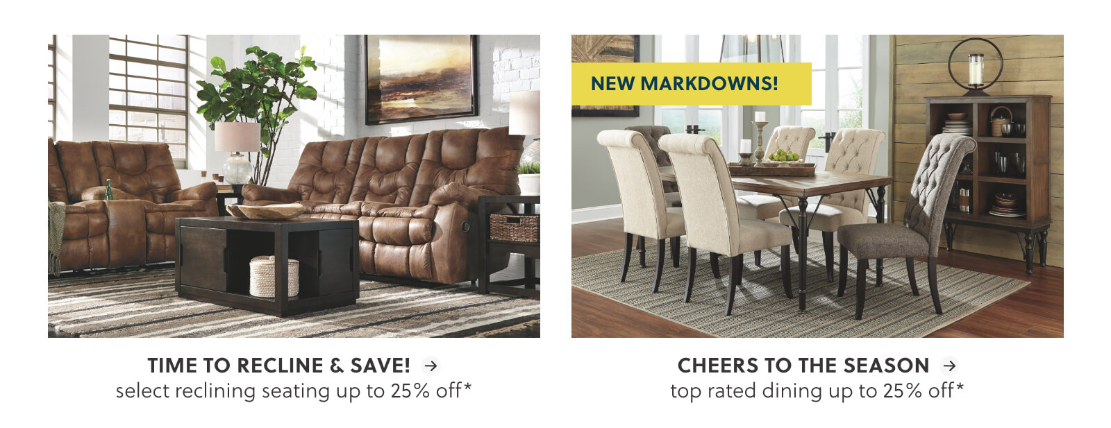 Recliners on Sale, Top Rated Dining Tables