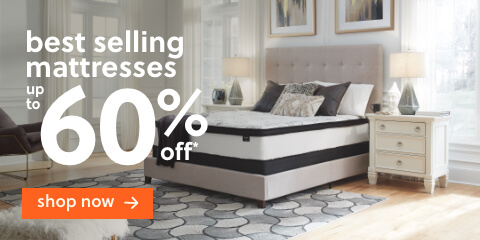 Best Selling Mattresses Up to 60% Off* + Free Shipping