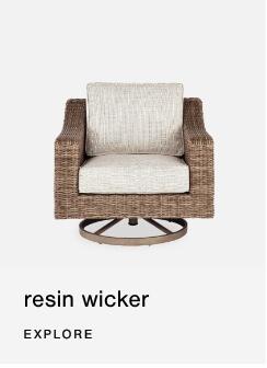 Resin Wicker