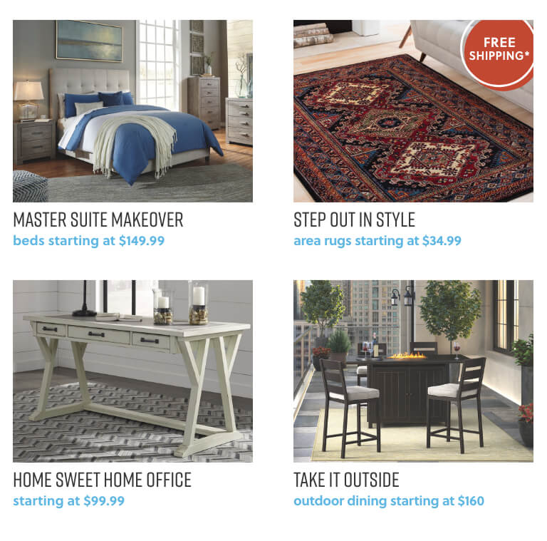 Master Suite Makeover, Rugs, Home Office, Outdoor Dining