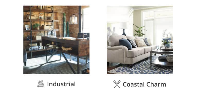 Industrial, Coastal Charm