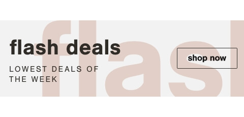 Lowest Deals of the Week