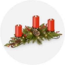 lanterns + candle holders