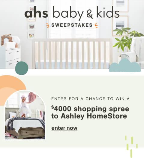 ASH baby kids sweeps Sweepstakes