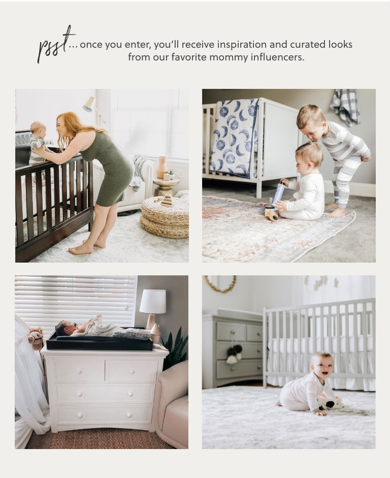 Nursery Room Giveaway