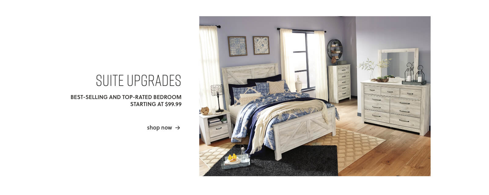 Best Selling and Top-Rated Bedrooms