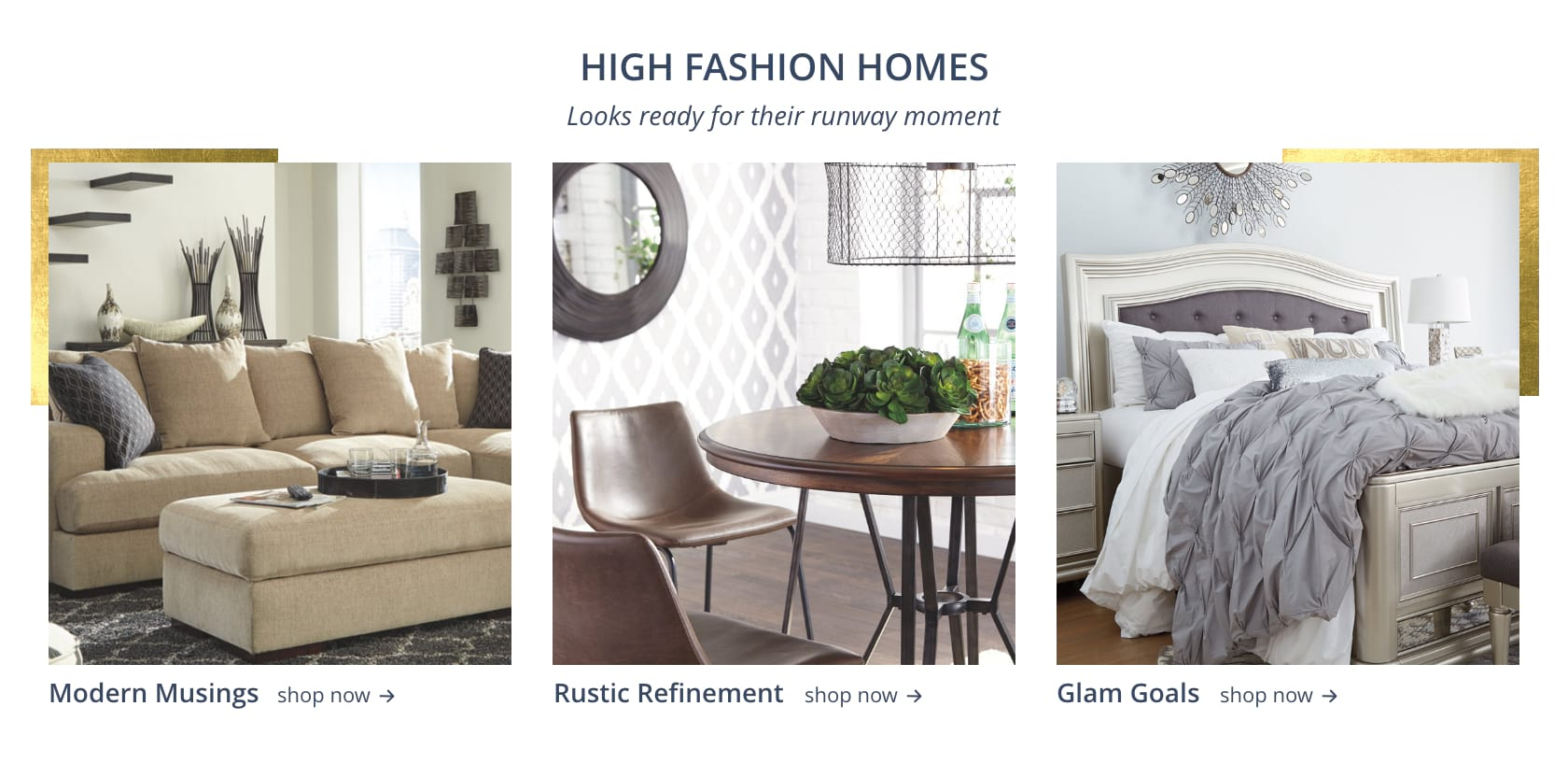 ashley furniture homestore  home furniture  decor - high fashion furniture sofas dining tables and beds