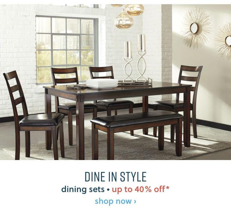 Ashley Home Furniture Ad: Home Furniture & Decor
