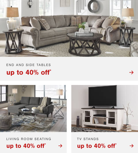 Living Room Furniture Ashley Homestore