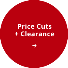 Price Cuts + Clearance