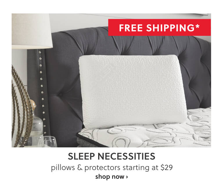 Pillows and Protectors